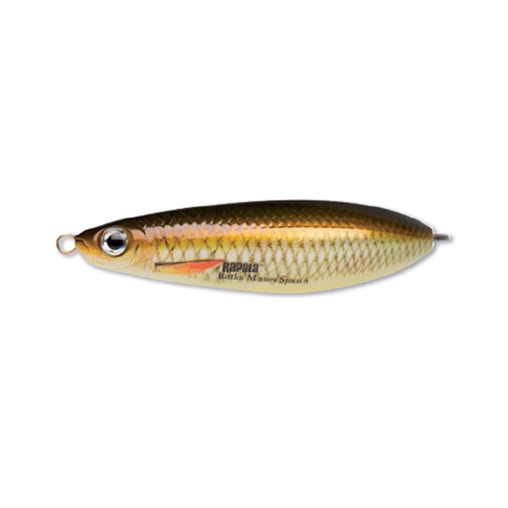 Isca Artificial Rapala Rattlin´ Minnow Spoon