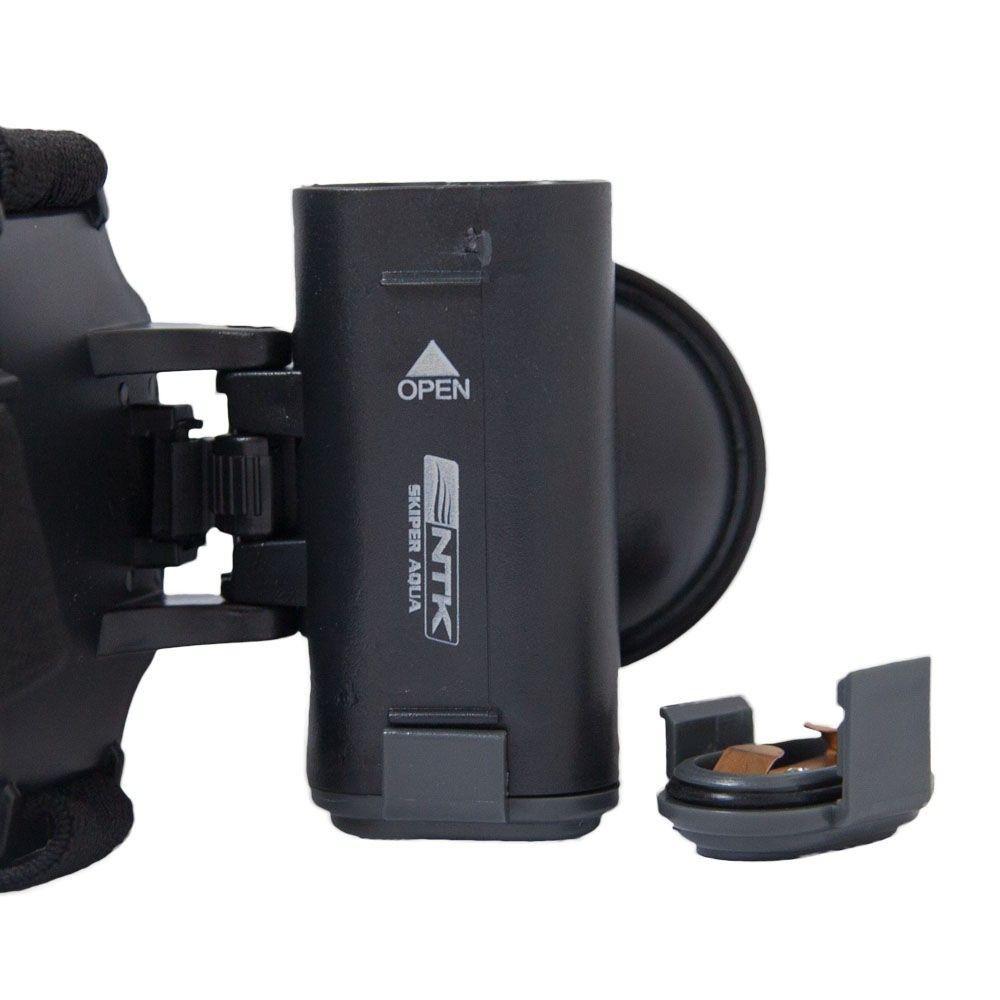 Lanterna de Cabeça Skiper Aqua NTK