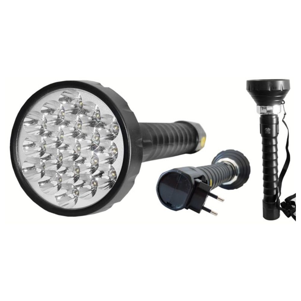 Lanterna LED-1959A - 19 LEDs