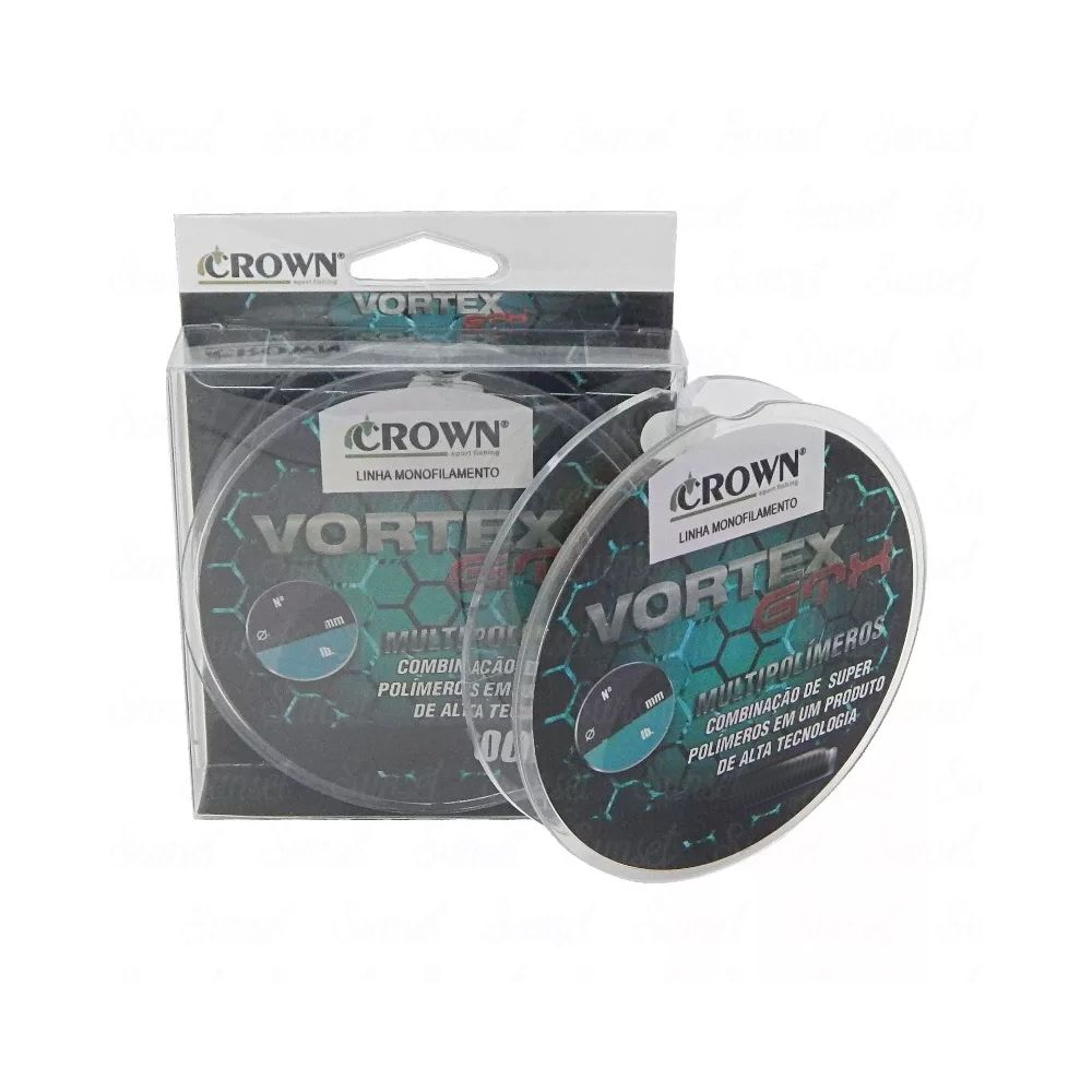 Linha Crown Vortex GTX Multipolímeros - 100m