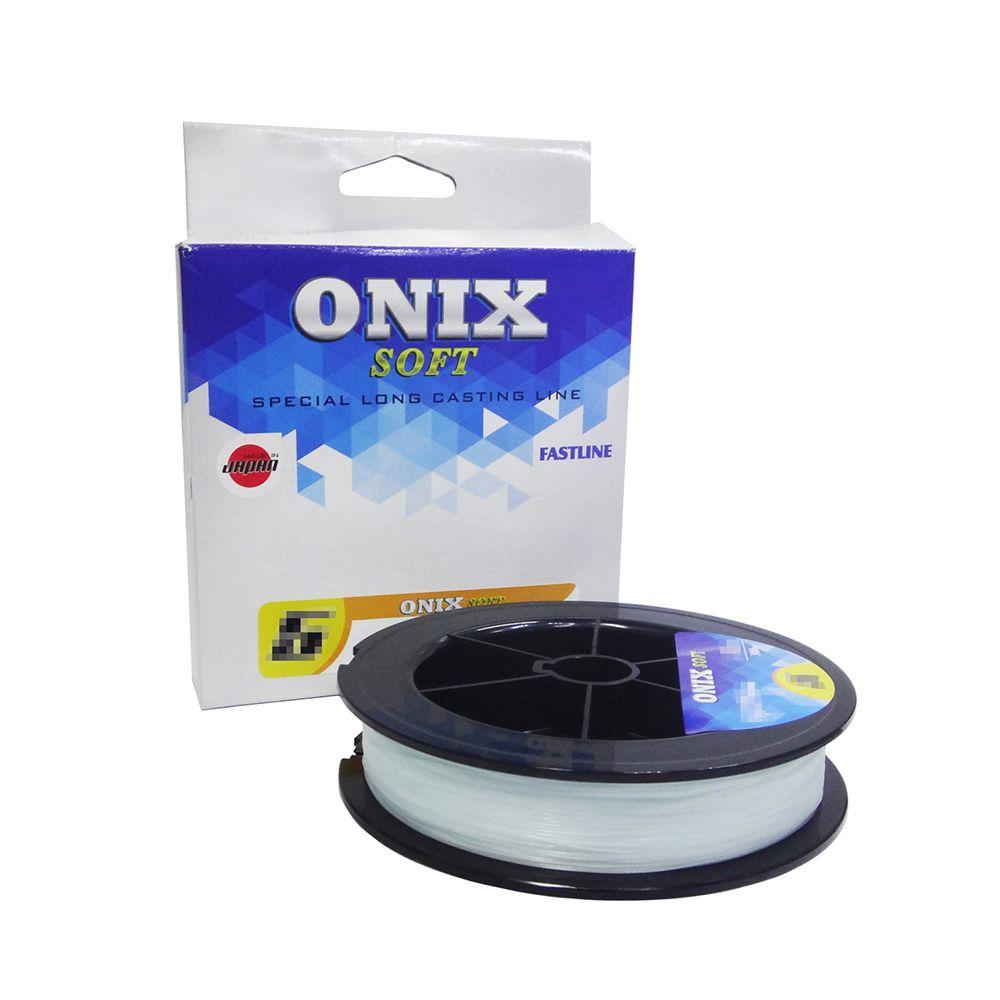 Linha Monofilamento Onix Soft - 300m