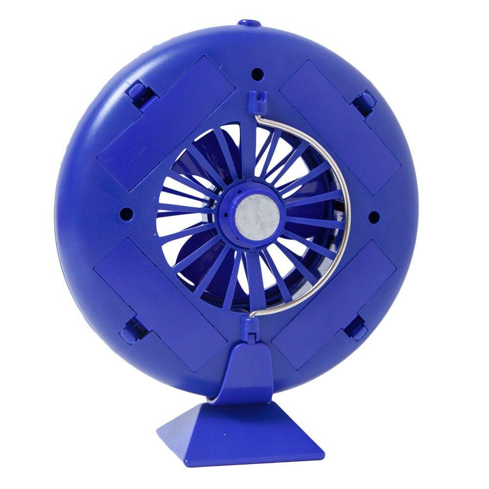 Luminária e Ventilador Fan NTK - 16 LEDs