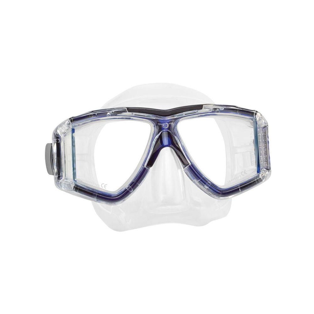Máscara Para Mergulho Panorâmica Seasub