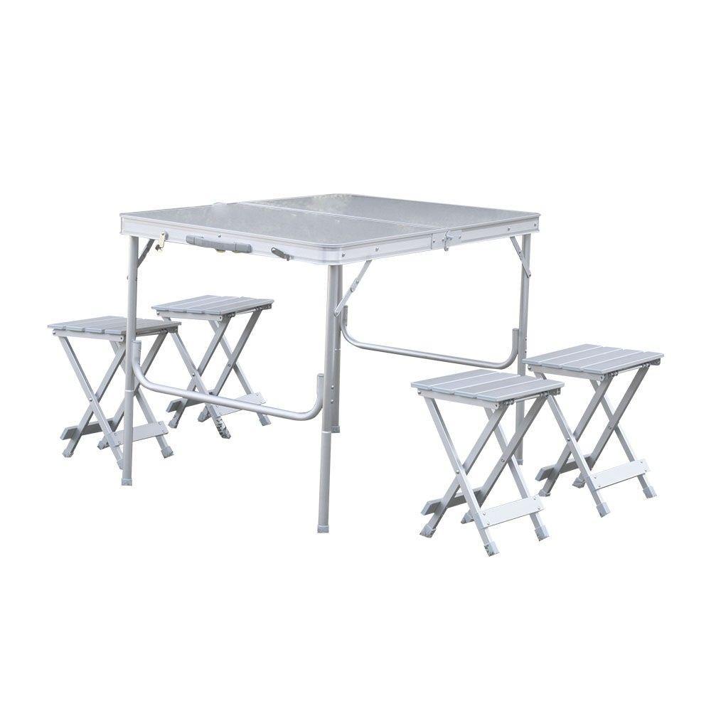 Mesa Royal NTK com 4 Cadeiras