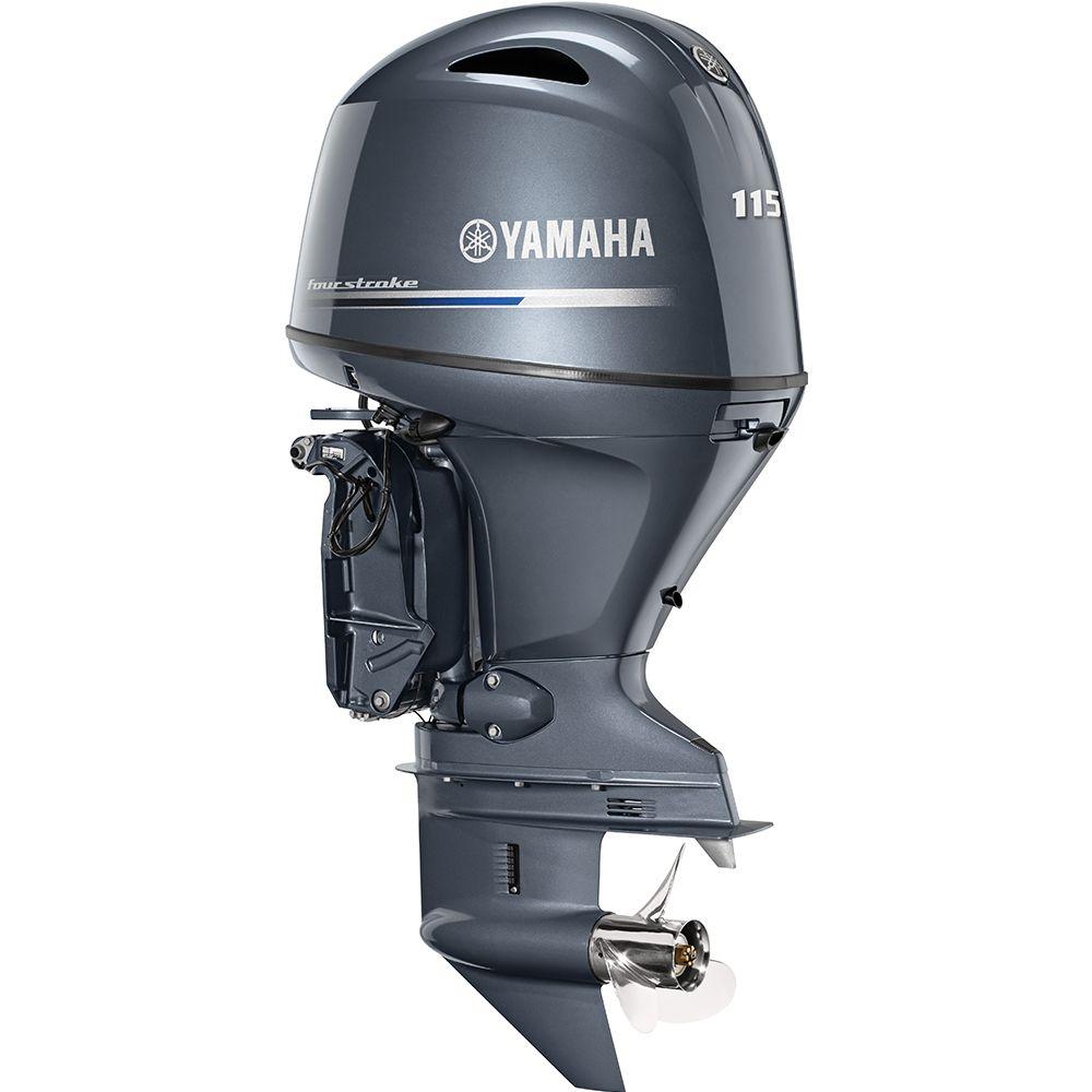 Motor de Popa Yamaha F115 BETL