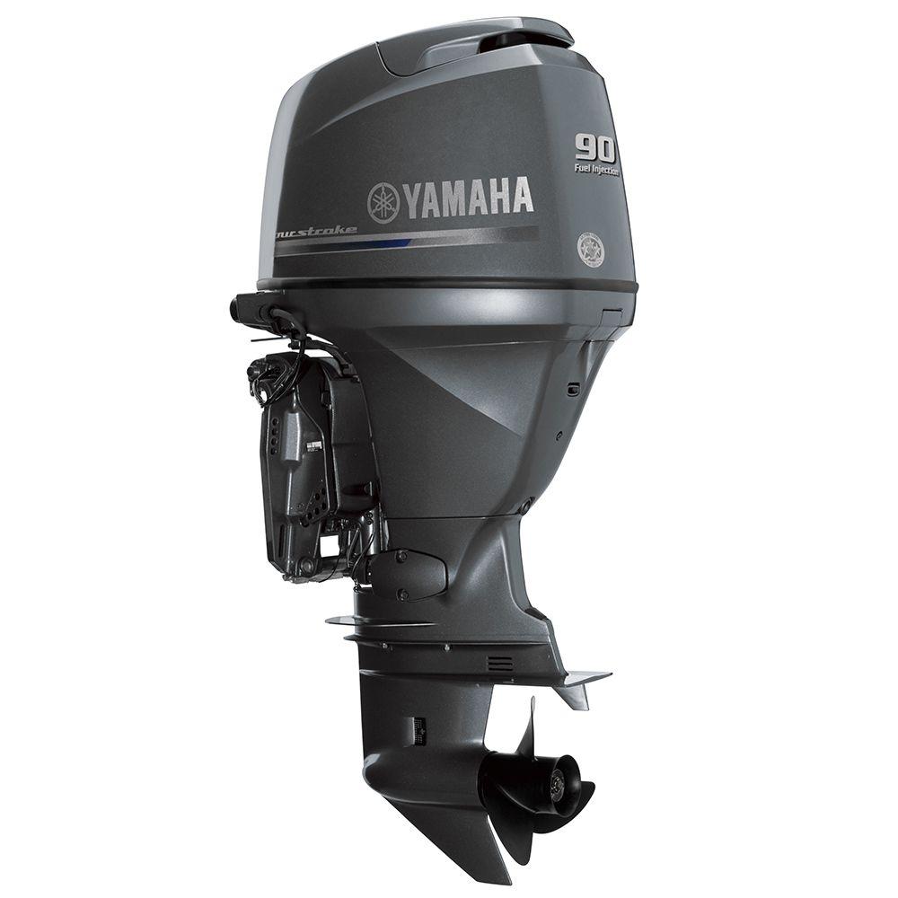 Motor de Popa Yamaha F90 BETL