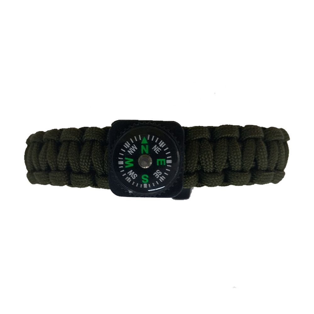 Pulseira de Emergência Paracord C01 - 3 metros