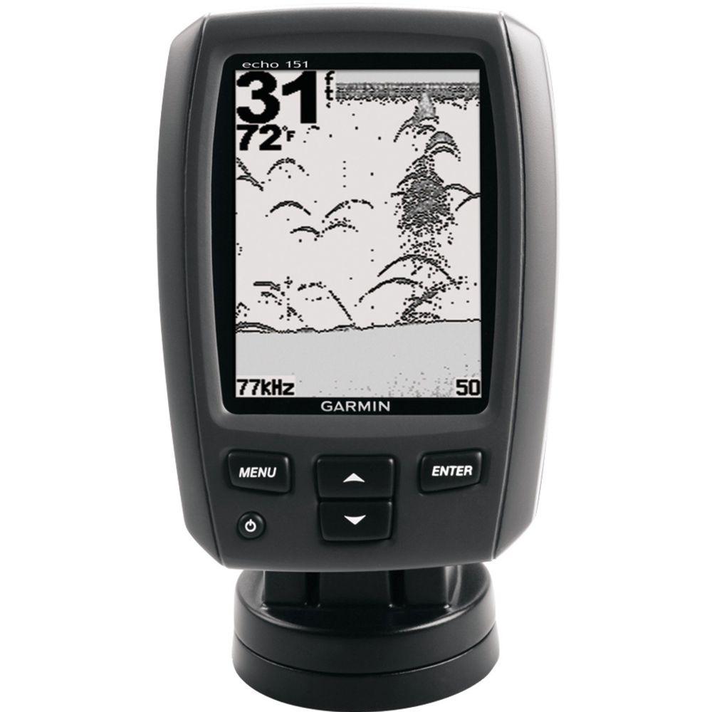 Sonar Echo 101 Fishfinder Pesca Tela 4.0 180mts