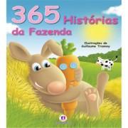 365 HISTÓRIAS DA FAZENDA - EDIÇÃO ESPECIAL COM CAPA ALMOFADA