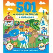 501 Animais da Fazenda