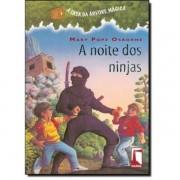 A CASA DA ARVORE MAGICA A NOITE DOS NINJAS