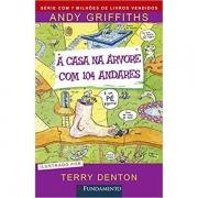 A CASA NA ÁRVORE COM 104 ANDARES - ANDY GRIFFITHS