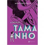 A CHAVE DO TAMANHO: EDIÇÃO LUXO - MONTEIRO LOBATO