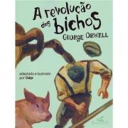 A REVOLUÇÃO DOS BICHOS - HQ - GEORGE ORWELL, ODYR