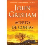 ACERTO DE CONTAS - JOHN GRISHAM