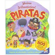 Adesivos Brilhantasticos! Piratas