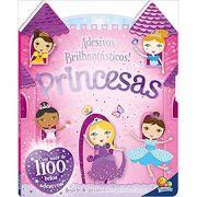 Adesivos Brilhantasticos! Princesas