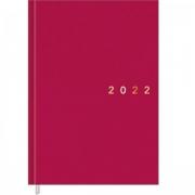 AGENDA TILIBRA EXECUTIVA COSTURADA 13,4 X 19,2 CM NAPOLI FEMININA 2022 - UMA UNIDADE