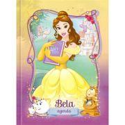 Agenda Tilibra Permanente Princesas Escolar