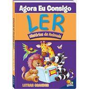 Agora Eu Consigo Ler: Historias de Animais