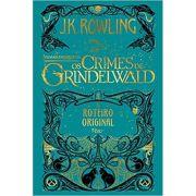 Animais Fantásticos. Os Crimes de Grindelwald  - J.k. Rowling