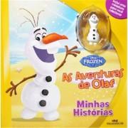 AS AVENTURAS DE OLAF - AS AVENTURAS DE OLAF