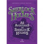 AS AVENTURAS DE SHERLOCK HOLMES - ARTHUR CONAN ARTHUR CONAN DOYLE