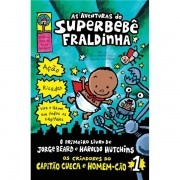 AS AVENTURAS DO SUPERBEBÊ FRALDINHA: VOLUME 1 - DAV PILKEY