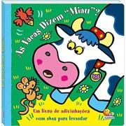 As Vacas Dizem Miau? - Coleção Abas Para Levantar