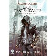 Assassins Creed - Last Descendants - Vol 1 - Galera