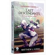 ASSASSINS CREED - LAST DESCENDANTS - VOL 2 - GALERA