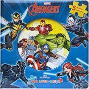 Avengers - Meu Primeiro Livro de Quebra-cabeça