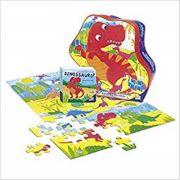 Aventuras do Mundo Quebra-cabeça Ii: As Aventuras do Dinossauro