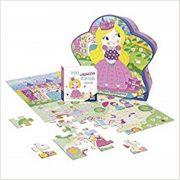 Aventuras do Mundo Quebra-cabeça Ii: Poli, A Princesa Mimada