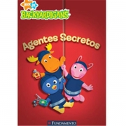 BACKYARDIGANS - AGENTES SECRETOS