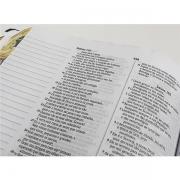 BÍBLIA ANOTE NVI GRANDE COM ESPIRAL - CAPA CÉU AZUL