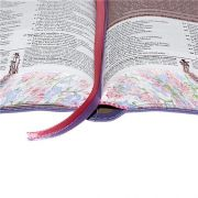 Bíblia da Mulher - Lilás