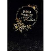Biblia de Estudo da Mulher - Preta