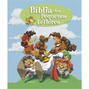 BÍBLIA DOS PEQUENOS LEITORES