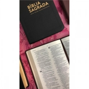 BÍBLIA NVT - LUXO - LETRA NORMAL