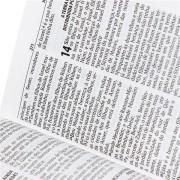 BÍBLIA SAGRADA CARTEIRA SBB - PESSEGO