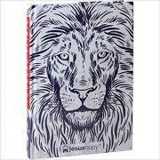 Bíblia Sagrada Leão Branco - Naa