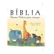 BÍBLIA THOMAS NELSON PARA CRIANÇAS - SALLY ANN WRIGHT