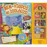 Bichos Amigos Com Som: Bem-vindos Ao Zoologico