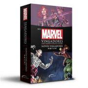 Box: Marvel Vingadores - Todos Querem Dominar O Mundo