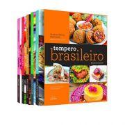 Box Tempero Brasileiro : 5 Volumes