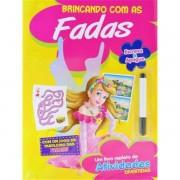BRINCANDO COM AS FADAS - ESCREVA E APAGUE