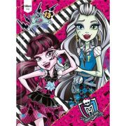 Caderno Broch Cd Univ 96fls Monster High - Capas Sortidas
