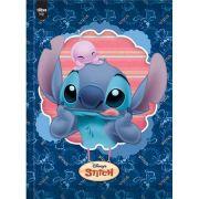 Caderno Brochura Pequeno Top Stitch 96fls