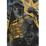 Caderno Brochura Capa Dura Pequeno 96fls Batman